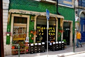 Mini Mercado Lissabon