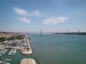Lissabon im Februar
