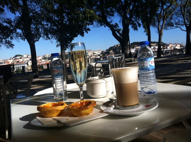 Lissabon im März