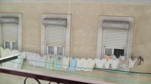 Wäsche in Alfama