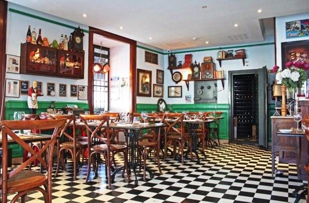 Trigo Latino Restaurant Lissabon