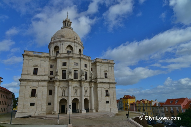Lissabon Pantheon Aussen