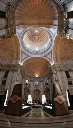 Lissabon Pantheon Innen