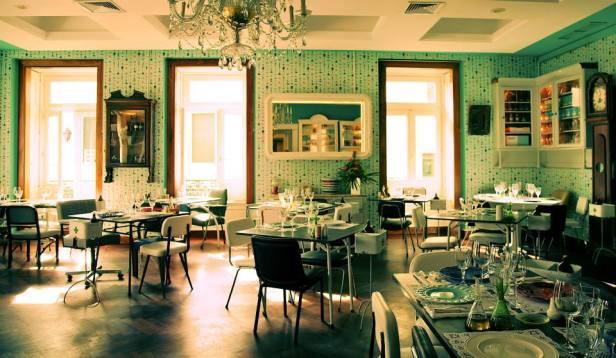 Restaurant Pharmacia Lissabon