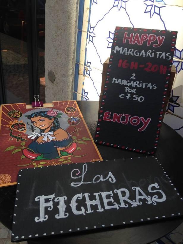 Las Ficheras Restaurant Lissabon