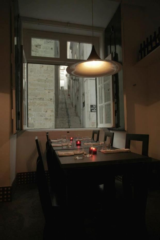 Restaurante Esperance Se Alfama