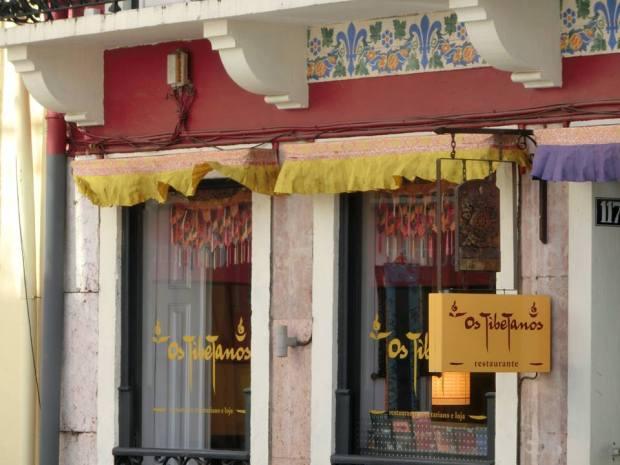 Tibetanisches Restaurant Lissabon