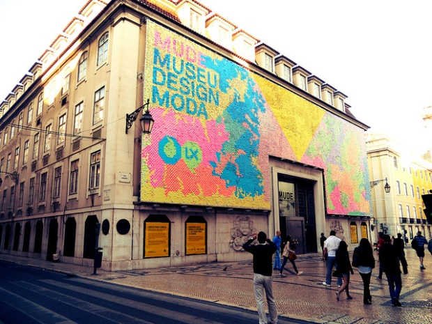 MUDE - Design & Fashion Museum Lissabon