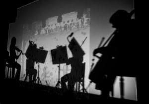 Lisboa na rua: Alis Ubbo Ensemble. Copyright: EGEAC - Cultura em Lisboa