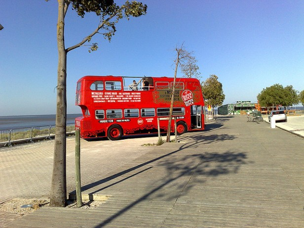 Bustour durch Lissabon