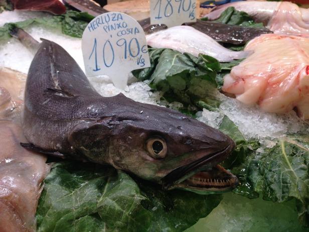 Fischmarkt Lissabon