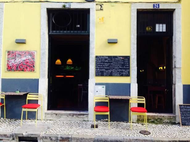 Tapas Bar Lissabon