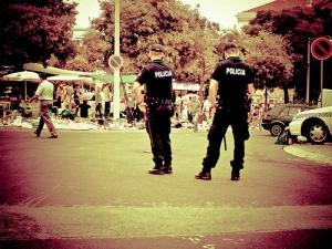 policia lissabon