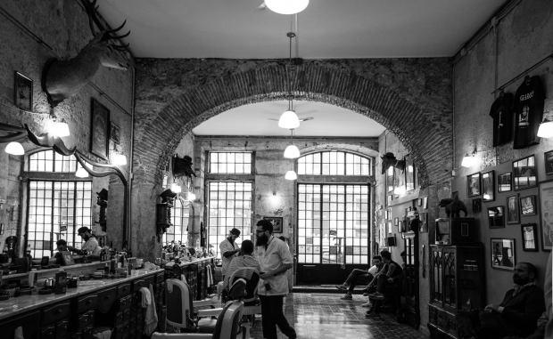 Figaros Barber Shop Lissabon (6)