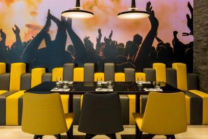Fenix Music Lissabon Dining