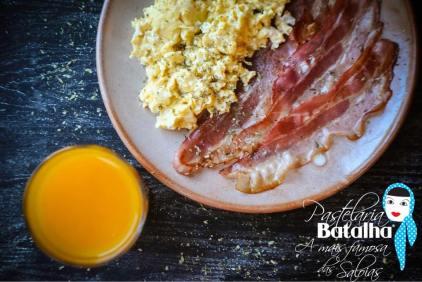 Frühstück im Chiado
