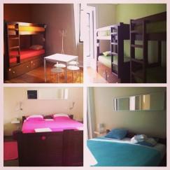 Hostel Zimmer Lissabon