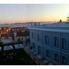 Lisb'on Hostel Terrasse